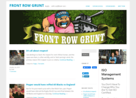 frontrowgrunt.co.za
