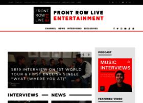 frontrowliveent.com