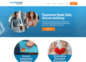 frontstreampayments.com