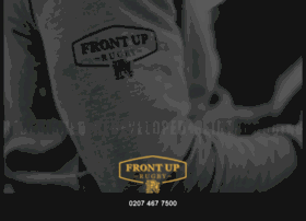 frontup.co.uk