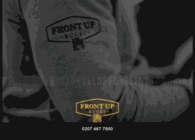 frontup.co.uk