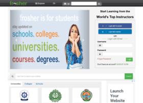 frosher.com