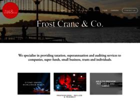 frostcrane.com
