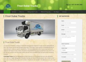frostdubaitrucks.com