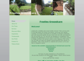 frostiesgroundcare.co.uk