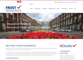 frostinsurances.ie