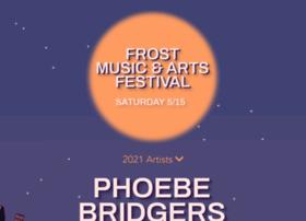 frostmusicfestival.com