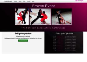 frozenevent.com