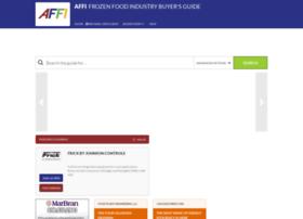 frozenfoodindustrybuyersguide.com