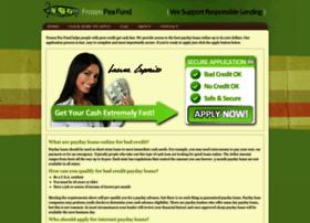 frozenpeafund.com