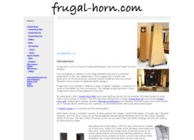 frugal-horn.com