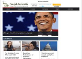frugalauthority.com