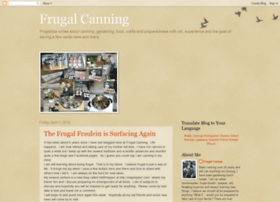 frugalcanning.blogspot.co.nz