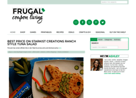frugalcouponliving.com