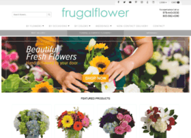 frugalflowers.com