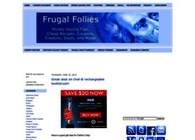 frugalfollies.com