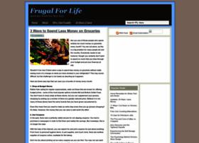 frugalforlife.blogspot.com