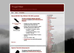 frugalhiker.blogspot.fr