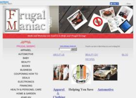 frugalmaniacsuperdeals.com