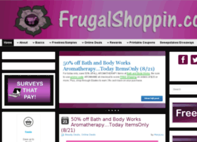 frugalshoppin.com