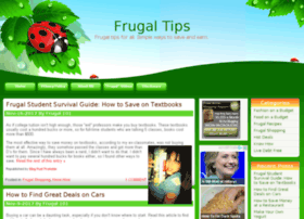 frugaltips.org