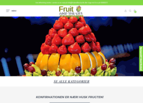 fruitandthecity.dk
