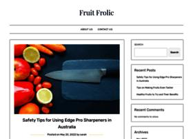 fruitfrolic.com