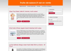 fruits-de-saison.fr