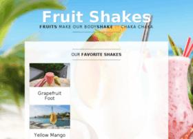 fruitshakesyo.ga