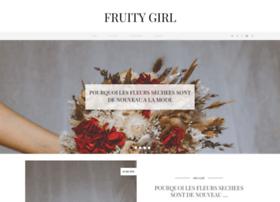 fruity-girl.blogspot.com