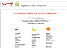 fruitymag.com