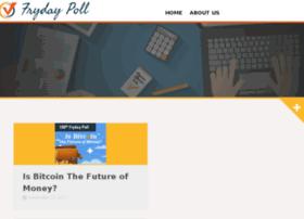frydaypoll.com