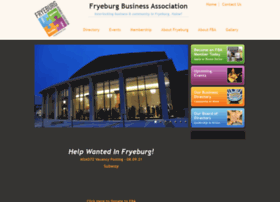 fryeburgbusiness.com