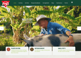 frysvegetarian.co.za
