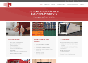 Fscontainers.co.za