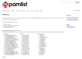 fspamlist.com