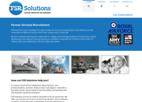 fsrsolutions.co.uk
