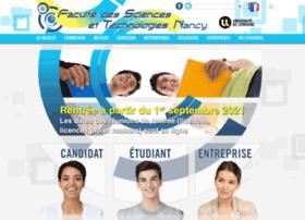 fst.uhp-nancy.fr