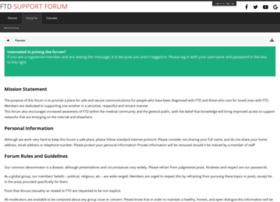 ftdsupportforum.com