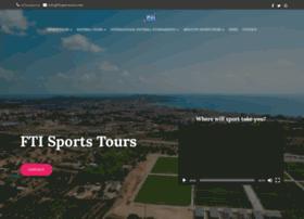 ftisportstours.com