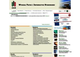ftj.agh.edu.pl
