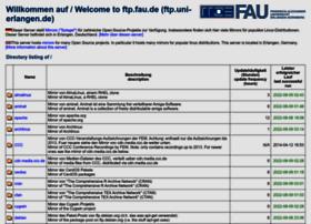ftp.fau.de