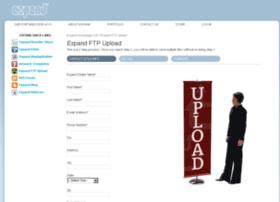 ftpupload.expandmedia.com