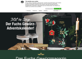 fuchs-gewuerze.de