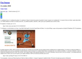 fuebuena.com.ar