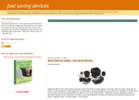 fuel-saving-devices.blogspot.com