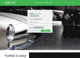fuelist.herokuapp.com
