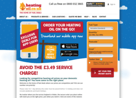 heatingoil4less info Current Heating Oil Prices