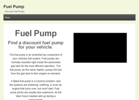 fuelpumps.info
