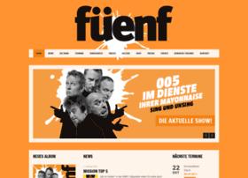 fuenf.com